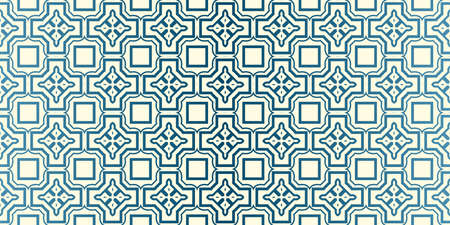 Seamless Geomteric Patterns. Vector Illustration. Hand Drawn Wrap Wallpaper, Cover Fabric, Cloth Textile Design. Blue oat milk color.