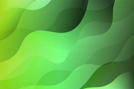 Fantasy wavy dynamic background. Creative Vector illustration. For business wallpaper, cover book, print