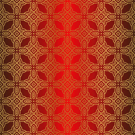 Abstract Repeat Backdrop With Lace Ornament. Seamless Design For Prints, Textile, Decor, Fabric. Super Vector Pattern