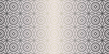 Geometric Pattern. Seamless Texture Color Background. Element For Design. Vector Illustration. Beige silver color.