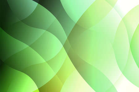 Futuristic wavy dynamic background. Creative Vector illustration. For cover book, presentation wallpaper, print design