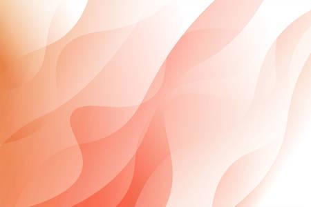 Futuristic Color Geometric Wave Shape. Creative Vector illustration. For cell phone design, print layot