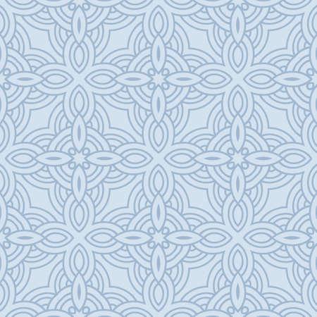 Modello di colore geometrico unico e astratto. Illustrazione vettoriale senza soluzione di continuità. Per un design fantastico, carta da parati, sfondo, stampa fantastica