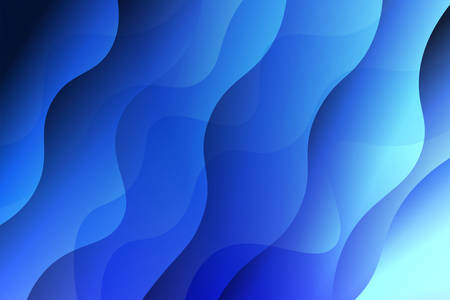Geometric Design, dynamic Shapes. Creative Vector illustration. Wallpaper for presentation, cell phone design, banner  イラスト・ベクター素材