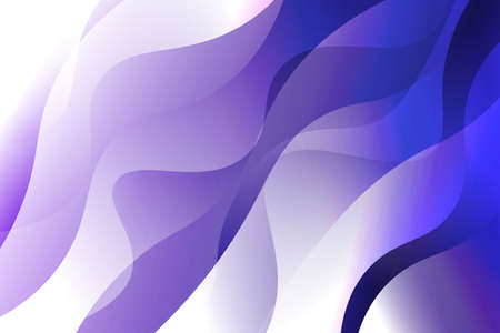 Abstract wavy dynamic background. Creative Vector illustration. For business wallpaper, cover book, print Иллюстрация