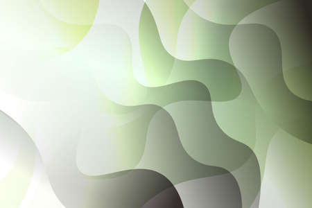 Abstract wavy dynamic background. Creative Vector illustration. For business wallpaper, cover book, print  イラスト・ベクター素材