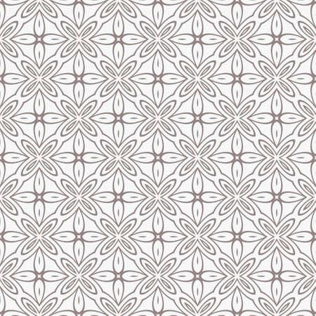 Geometric Pattern. Seamless Texture Grey Color Background. Vector illustration. Ilustracja
