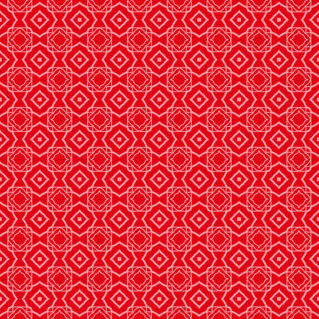 Seamless geometric pattern with modern ornamnet. Vector illustration. Reklamní fotografie - 133972926