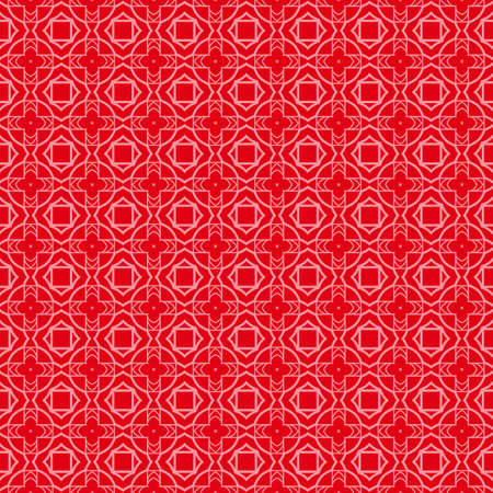 Seamless geometric pattern with modern ornamnet. Vector illustration. Reklamní fotografie - 133972125