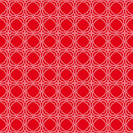 Seamless geometric pattern with modern ornamnet. Vector illustration. Reklamní fotografie - 133971912