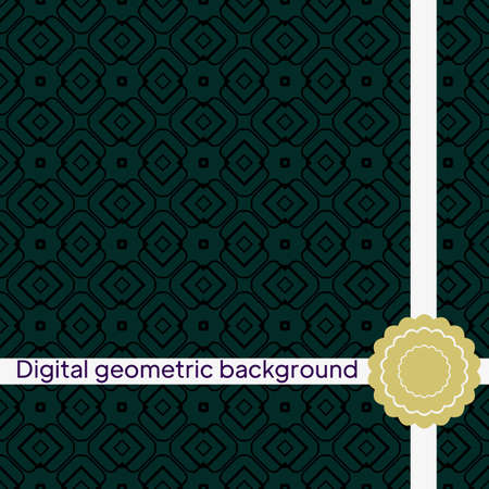Seamless vector decorative pattern. Background for printing on paper, wallpaper, covers, textiles, fabrics, for decoration, scrapbooking