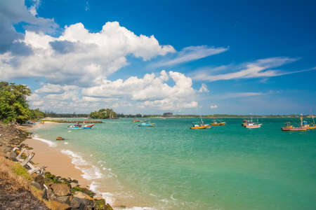 undisturbed: Prepossessing Polhena Beach - Sri Lanka