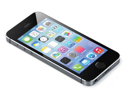 애플 아이폰 5S 검은 다시보기