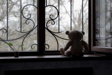 """maltrato infantil: """"En una profunda depresión"""" concepto"""