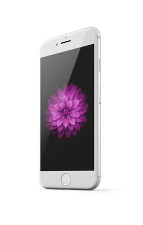 Apple iphone 6 silver (white)