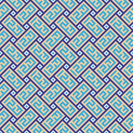 majolica: Orient pattern