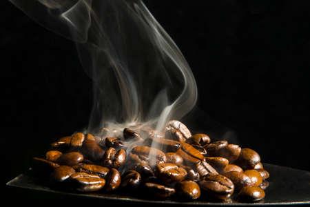 cafe colombiano: Grano de caf?