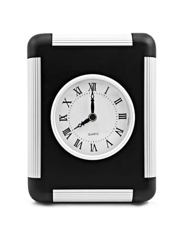 Modern square clock Stock Photo - 13110814