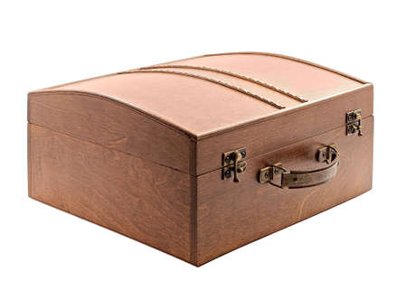 Wood box Stock Photo - 13603041