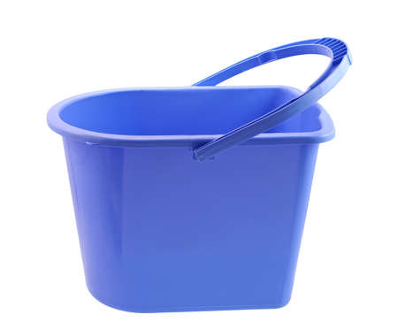 cleaning equipment: Blue Bucket