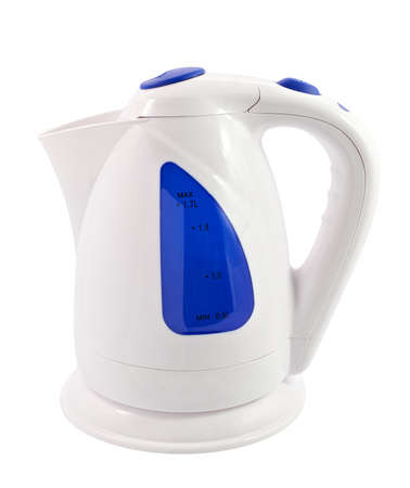 electric kettle: Electric kettle Stock Photo