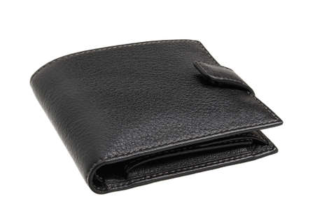 Black wallet photo