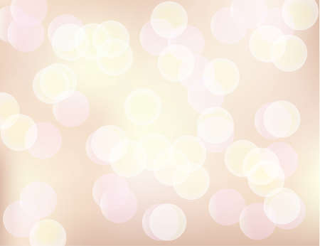 Pastel Colors Shiny Abstract Bokeh Lights Background