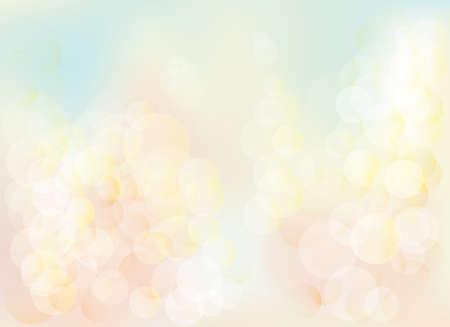 Verwischt Pastell Lichter Hintergrund Zusammenfassung Hintergrund mit Pastellfarben Bokeh. Der esp-Datei enthält Gradient Mesh. Standard-Bild - 58279703