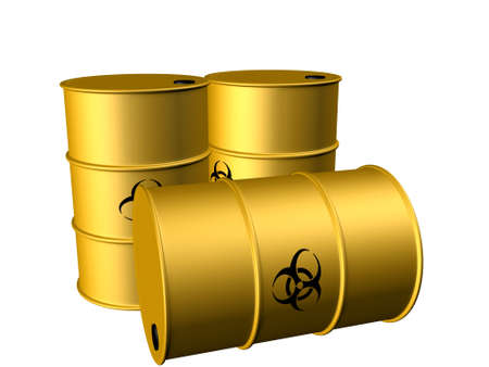 biohazard waste Stock Photo - 543496