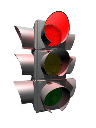 traffic light Stock Photo - 659854