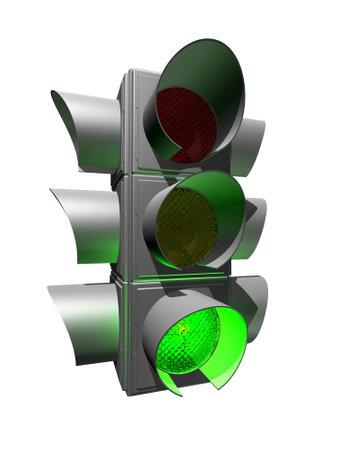 traffic light Stock Photo - 659856