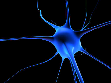 neurone cell Stock Photo - 705254