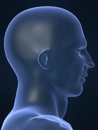 psyche: human shape