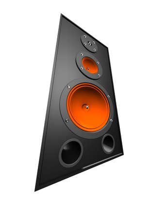big speaker photo
