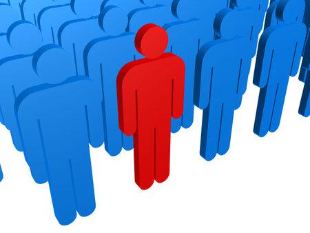 unificar: Hombres signo