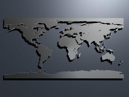 worldmap: worldmap Stock Photo