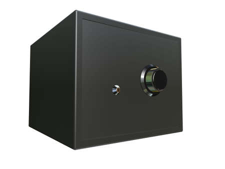 small safe Stock Photo - 705407