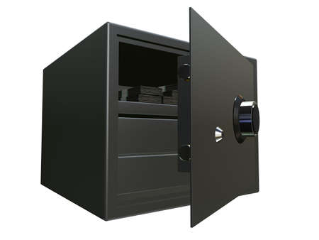 small safe Stock Photo - 705408