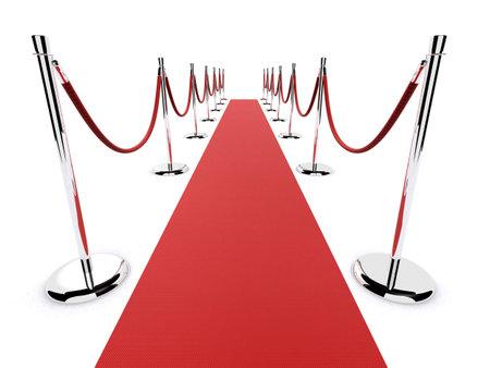 red carpet Stock Photo - 748568