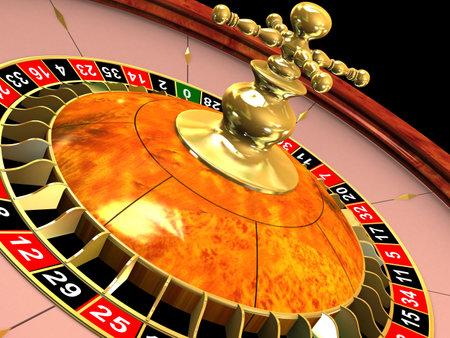 roulette wheel Stock Photo - 748931