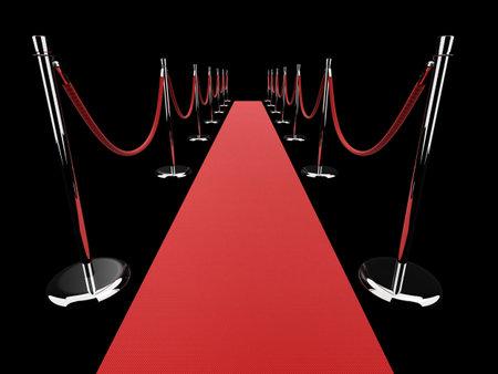 red carpet Stock Photo - 748582