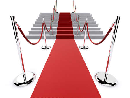 red carpet Stock Photo - 748583