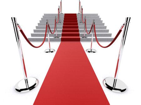 red carpet Stock Photo - 748583
