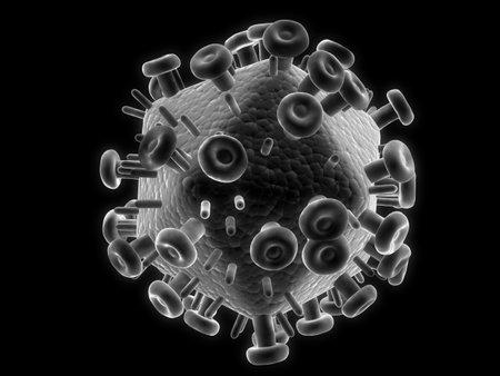 hiv virus photo