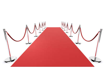 red carpet Stock Photo - 748606