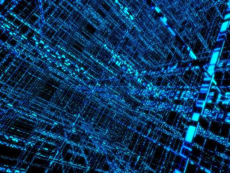 parallel world: matrix