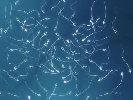 sperm Stock Photo - 748868