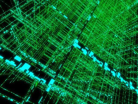 meridian: matrix