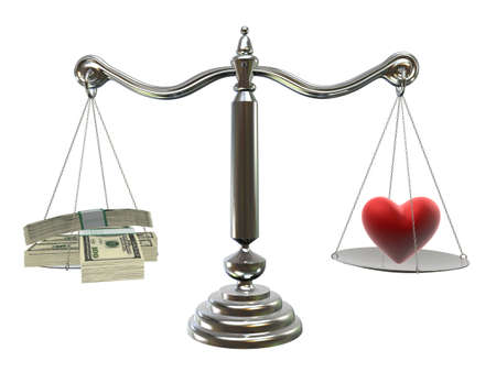 judgments: love or money