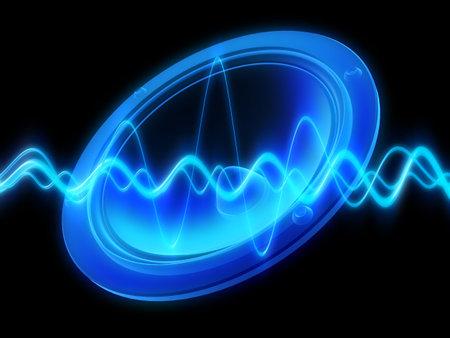 vibrations: speaker